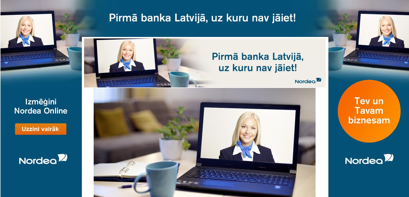 NORDEA / DDB LATVIA