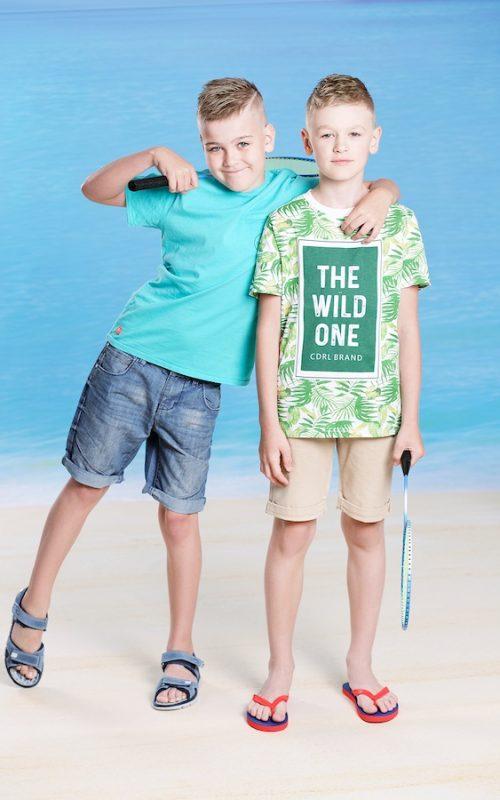 KidzOne Latvija bērnu vasaras mode